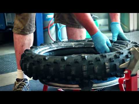 Conseils mécanique - Comment changer son pneu - TOBESPORT poster