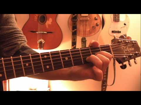 Cours guitare facile - Knocking on heaven's door