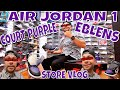 "AIR JORDAN 1 ""COURT PURPLE"" 