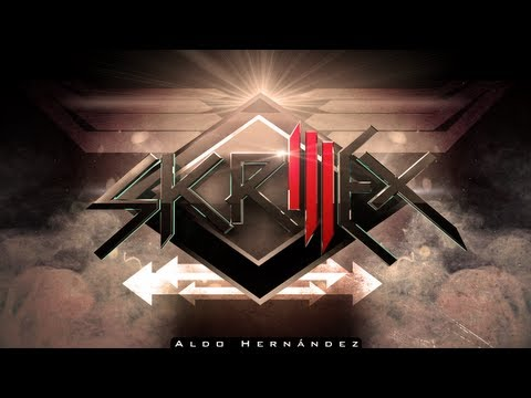 Tutorial Photoshop - Wallpaper GFX de Skrillex