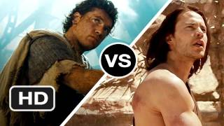 Wrath of the Titans vs John Carter - Which Movie Are You More Excited For?