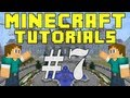 Minecraft Tutorials E07: Breeding And Animal Farms