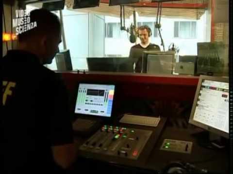 Radio 105 anno 2007| Museo Nazionale della Scienza e della Tecnologia Leonardo da Vinci