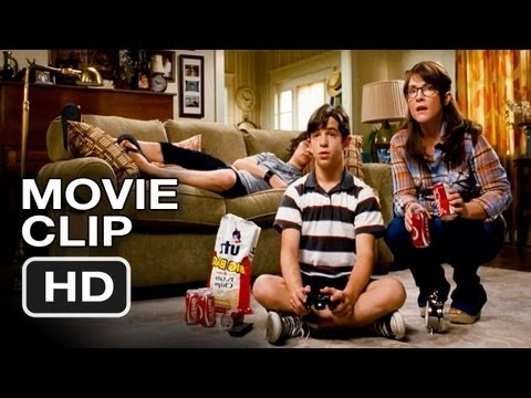 Diary of a Wimpy Kid: Dog Days Movie CLIP - Physical Exercise (2012) - Zachary Gordon Movie HD