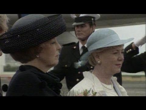 Staatsbezoek aan IJsland, 1994