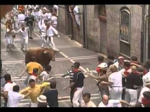 Enciero de San Fermín   8 de julio de 2001