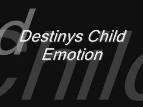 Destinys Child -  Emotion (Instrumental) -lDq6GPfUJBY