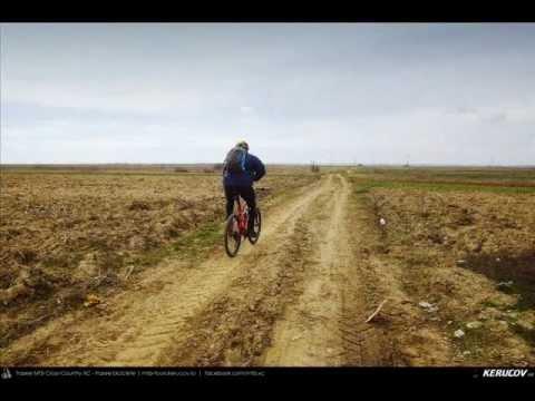VIDEOCLIP Traseu MTB Bucuresti - Chiajna - Joita - Ulmi - Floresti - Cosoba