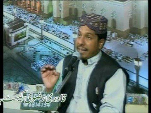 FARSI NAAT(Eidgahe Ma Ghareban)ALHAAJ RAFIQ ZIA.BY  Naat E Habib