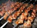 Маринуем шашлык из курицы!!! ( chicken kebab )