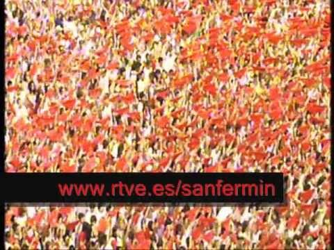 Encierros San Fermín 2011: ¡Síguelos en RTVE!