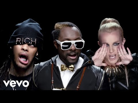 Scream & Shout (Remix) (Feat. Britney Spears, Hit Boy, Waka Flocka Flame, Lil Wayne & P. Diddy)