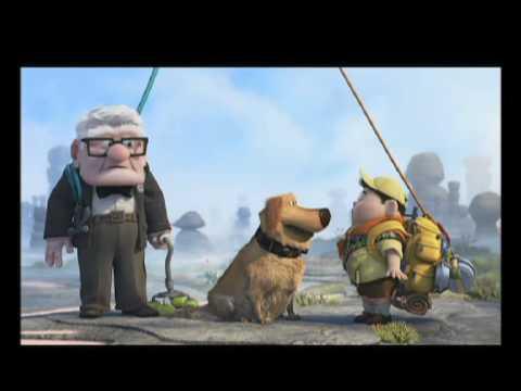 Disney Pixar España | Up un perro que habla!