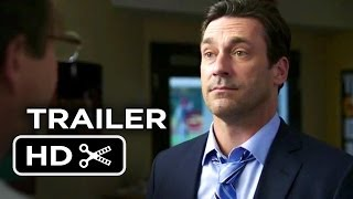Million Dollar Arm Official Trailer (2014) - Jon Hamm Baseball Movie HD