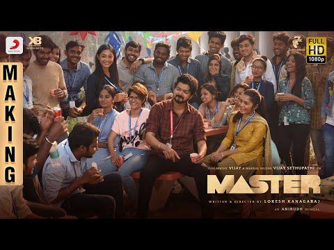 Master - Making Video | Thalapathy Vijay | Vijay Sethupathi | Anirudh | Lokesh