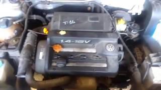 ДВС (Двигатель) в сборе Volkswagen Golf-4 Артикул 50945678 - Видео