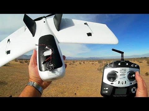 ZOHD Dart FPV Gyro Stabilized PNP Airplane Flight Test Review - UC90A4JdsSoFm1Okfu0DHTuQ