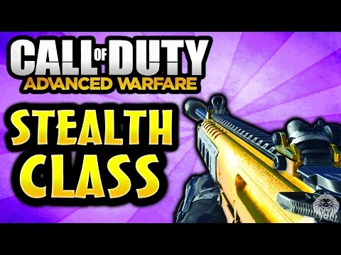 COD Advanced Warfare: BEST STEALTH CLASS! Stealthy SMG Loadout Guide (Call of Duty AW Tips & Tricks) - unknownplayer03