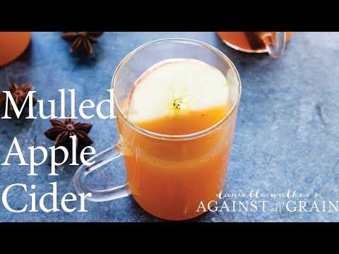 Mulled Apple Cider Recipe | Danielle Walker