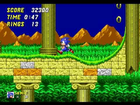 Sonic 2 XL (hack)