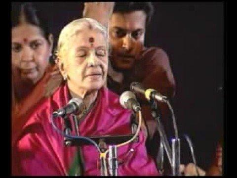 MS Subba Lakshmi - Vaatapi Ganapatim Bhaje