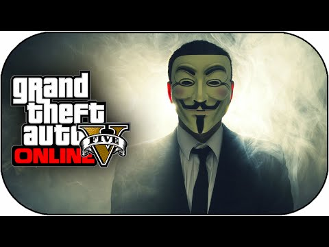 Lizard Squad Hacker Group ATTACK Twitter & Xbox Again Soon - Anonymous Attack (GTA 5 Gameplay)