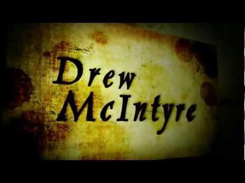 Drew McIntyre entrance video