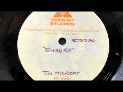 TIM MYCROFT SHADRA RARE UK EASTERN PROG PSYCH ACETATE