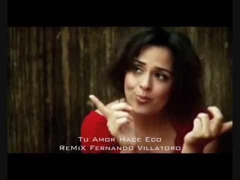 Rojo - Tu Amor Hace Eco  - Remix Fernando Villatoro