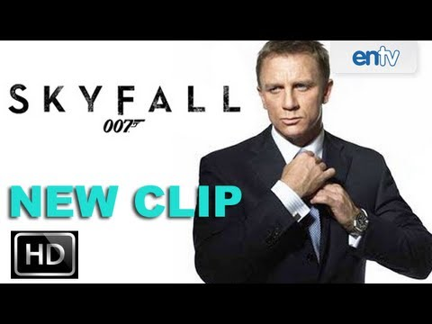 James Bond Skyfall 'Shanghai Clip' [HD]: Shanghai Official Production Blog: ENTV