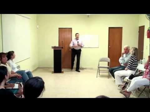 José García - Conferencia Montessori