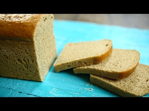 How To Make Whole Wheat Brown Bread   Whole Wheat Flour Bread Recipe   Whole Wheat Bread by Upasana
