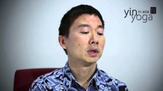 Interview with Victor Chng on Yin Yoga