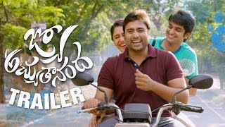 Jyo Achyutananda Theatrical Trailer