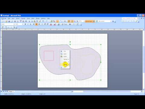 Visio Layers Tutorial