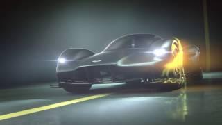 Новый гиперкар Aston Martin назвали «Валькирия»