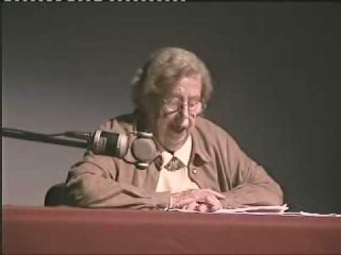 Phyllis Wallbank Washington Centenary Lecture 2006 - 1/10