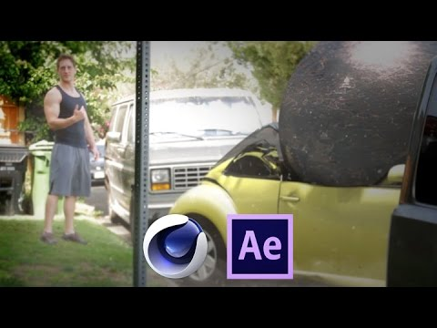 PixelBump - Tutorial 37 - Car Crushing with Cloth Dynamics