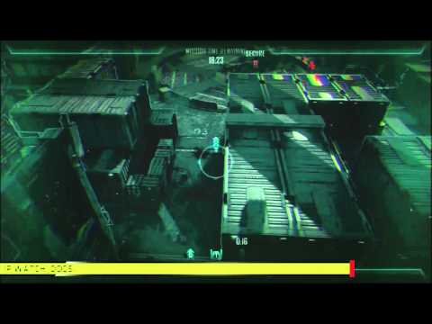 Black Ops 2 Strike Force Mode (Singapore Mission) - E3 2012 Demo