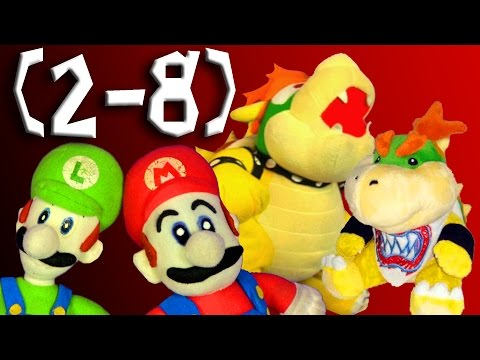Mario & Luigi! Stache Bros | Episode 2-8