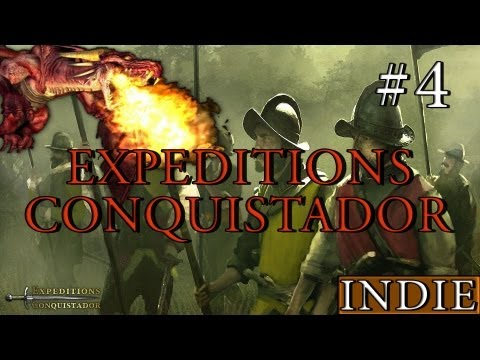 Expeditions Conquistador - Indie Spotlight - Part 4 - Ambushed by savages!