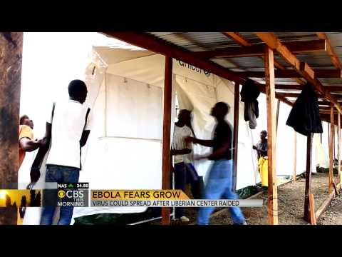 (Ebola) outbreak in West Africa spirals nearly out of control   8/18/14