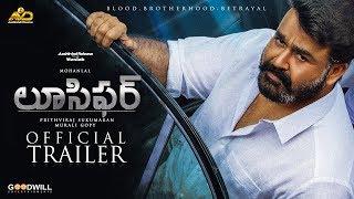 Lucifer Telugu Trailer