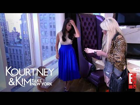 Kourtney & Kim Take New York - Kourtney and Kim Bonus: Toddler Takeover
