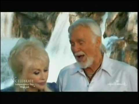 Kenny Rogers & Dolly Parton - Islands In The Stream