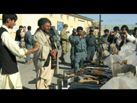 £17.5m drugs haul seized in Helmand raid 07.12.11