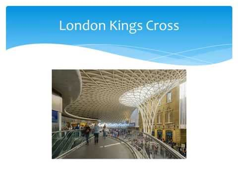 Great Train Routes & Stations of the UK