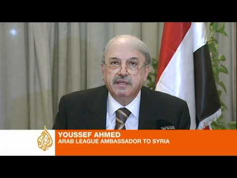 Syria gets Arab League warning