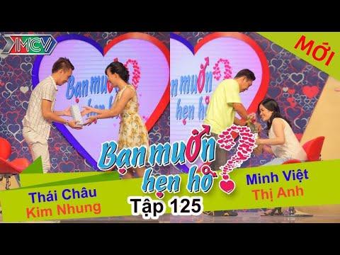 BẠN MUỐN HẸN HÒ – Tập 125 | Minh Việt – Nguyễn T.Anh |…