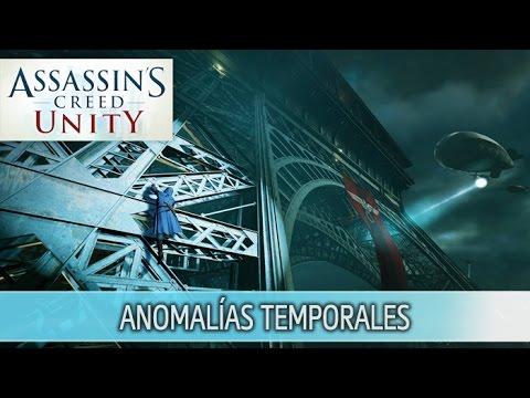 Assassin's Creed Unity - Anomalías Temporales - Español
